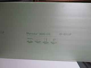 Styrodur 40mm 3000CS/600x1250mm...